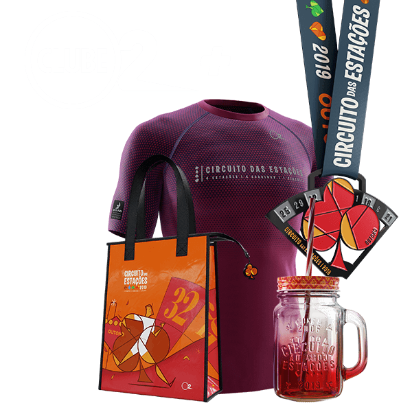 kit <strong>Clube O2</strong>
