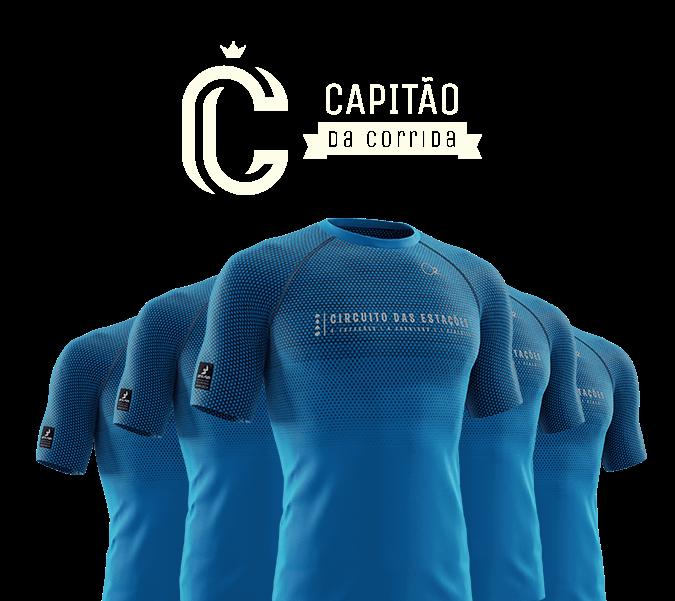 <b>Seja o capitão</b> do seu <b>time</b> e tenha